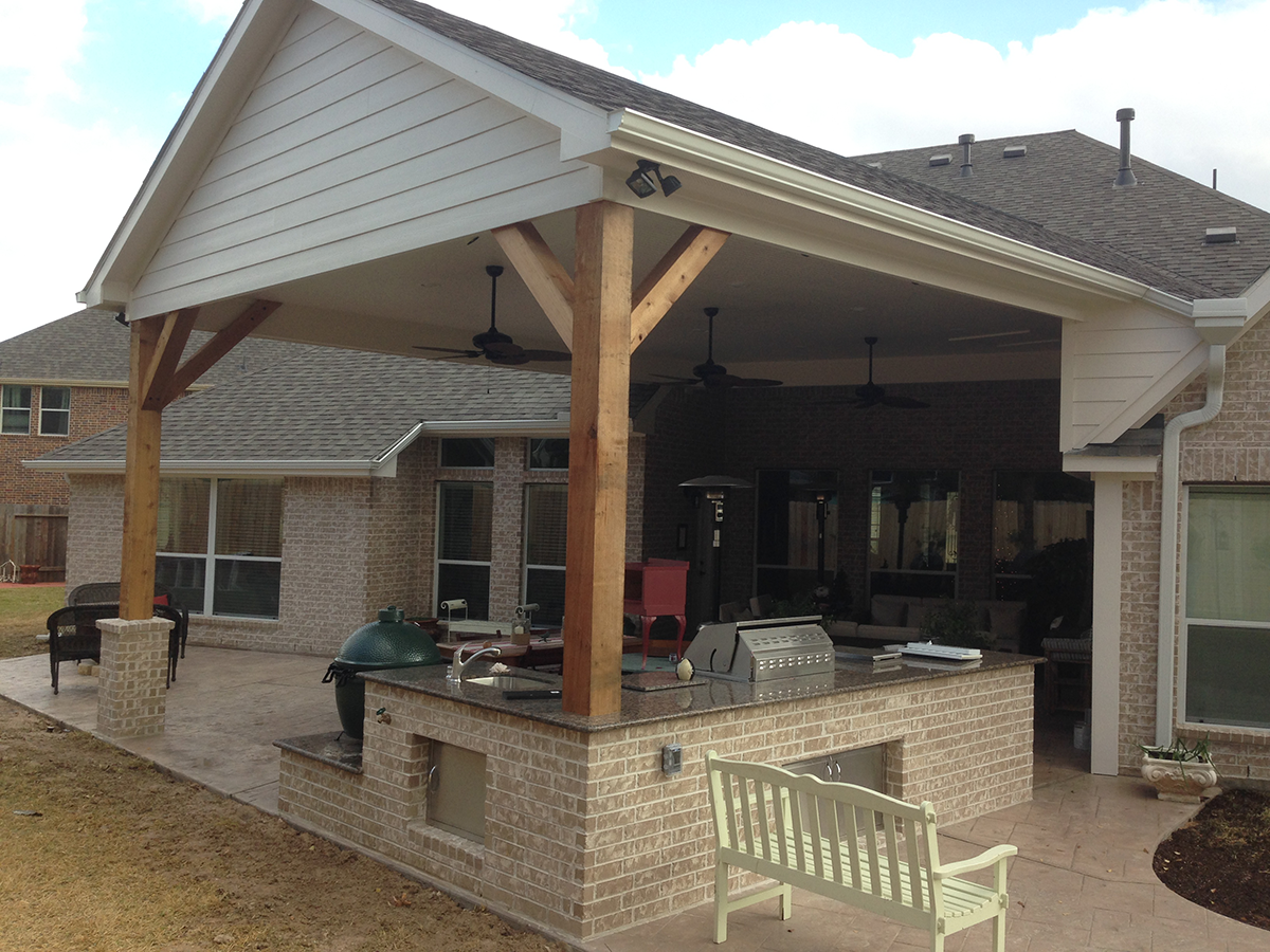 First Texas Patio